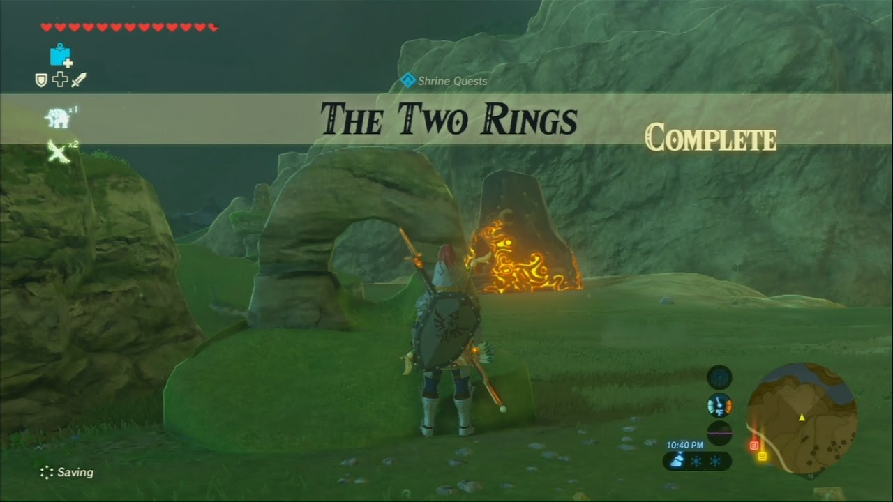 Zelda Breath Of The Wild Cake Quest