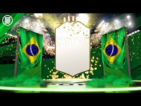 BRAZILIAN ICON IN A PACK - FIFA 19 Ultimate Team