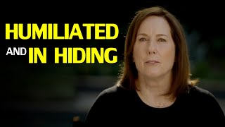 Kathleen Kennedy in hiding after Gina Carano Star Wars backlash?