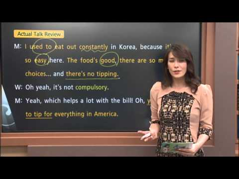Actual English with Jennifer - Lesson 19. Eating In & Eating Out
