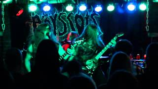 Abyssous - Invocation (metal, Blackland Berlin live 2013)