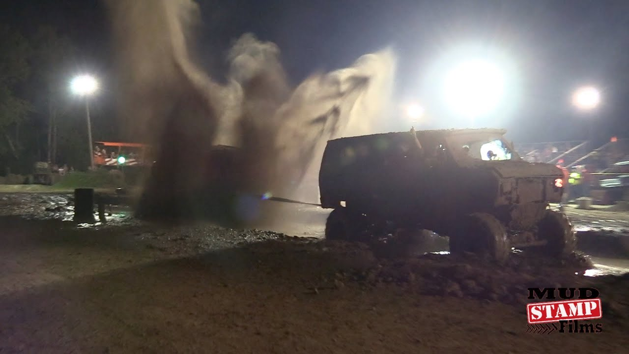 Truck Tugs Saturday Michigan Mud Jam 2021
