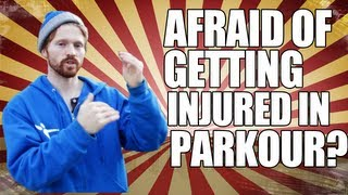 Afraid of Getting Injured In Parkour?? Watch This!