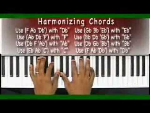 Christmas Keys: Hamronize Chords - Oh Come All Ye Faithful! - YouTube