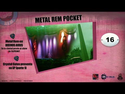 METAL REM POCKET - 2 #16