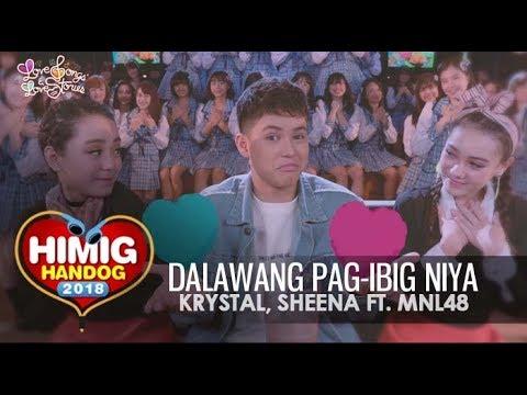 Dalawang Pag-Ibig Niya – Krystal, Sheena ft. MNL48 Himig Handog 2018 mp3 letöltés