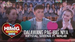 Dalawang Pag-Ibig Niya Krystal, Sheena.mp3