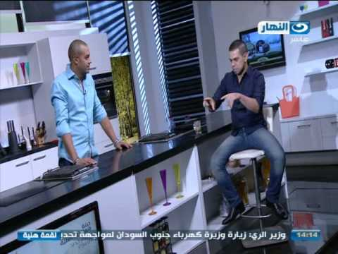 لقمة هنية   احتفالية قناة النهار في موقع قناة السويس ال�...