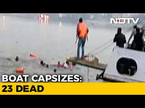 24 Dead After Boat Carrying 40 Capsizes In River Ganga Near Patna