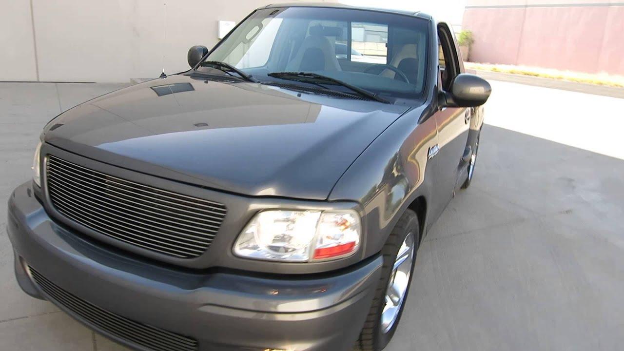 2003 Ford F 150 SVT Lightning for sale Scottsdale az Joey 480 205