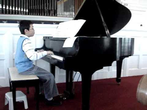 Alex Phan Piano Recital 2008