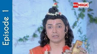 Gambar cover Narayan Narayan | Narad Aur Bhasmasur | Hindi Mythological Serial | EP 01 - 06th April, 2015