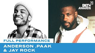 "Anderson .Paak & Jay Rock In Powerful ""Lockdown"" Performance 