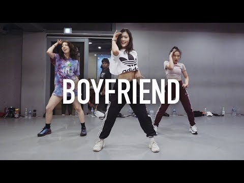 Ariana Grande, Social House - boyfriend / Ara Cho Choreography