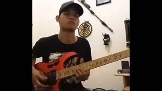FLYING WITH IBANEZ INDONESIAN GUITAR CHALLENGE 2015 - ARIEF FIRMAN SHAH
