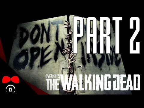 Overkill's The Walking Dead | #2 | Agraelus | CZ Let's Play / Gameplay [1080p60] [PC] thumbnail