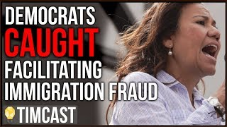 Democrats Caught Facilitating Immigration Fraud, Coaching Migrants To Lie To CBP Report Says