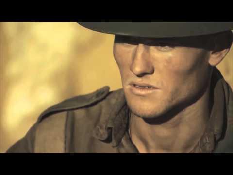 DESERT WAR TOBRUK ABC Documentary TRAILER