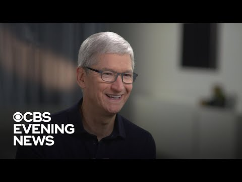 Tim Cook Says Apple 'Should be Scrutinized' But Disputes Claims Company is a Monopoly