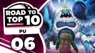 Pokemon Showdown Road to Top Ten: Pokemon Ultra Sun & Moon PU w/ PokeaimMD #6 Video