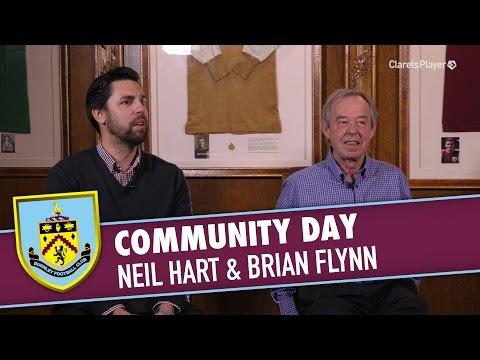 COMMUNITY DAY | Neil Hart & Brian Flynn