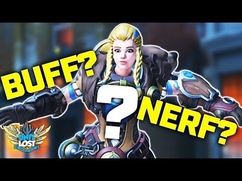 Overwatch - Is Brigitte BUFFED or NERFED?! It's complicated... thumbnail
