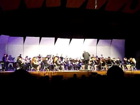 Sachem High School North Symphonic Band - Prairie Dances