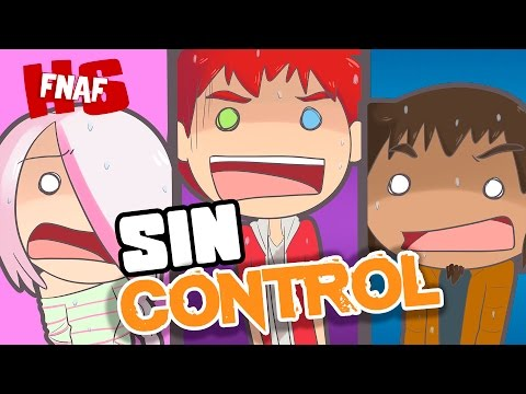 no-control-#25-|-animated-show-|-#fnafhs