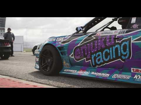 Nexen Tire Formula D Texas 2016