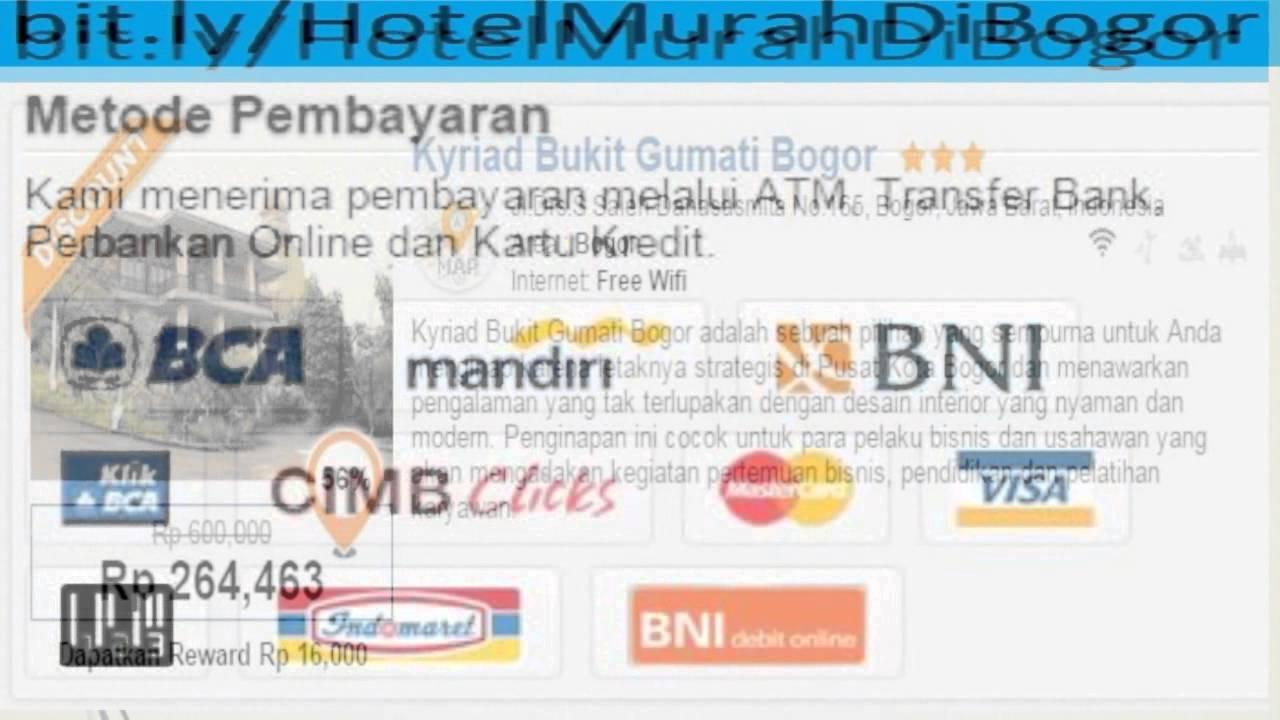 Hotel Murah Di Bogor Dan Puncak Daftar Aman