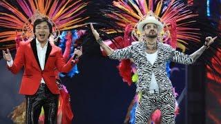 Кайрат Нуртас & Franky Rey - Казакша Ламбада (премьера песни) 2017