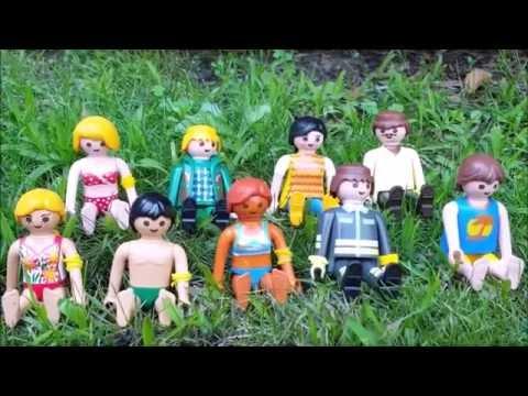 Playmobil Koh Lanta : Episode 1