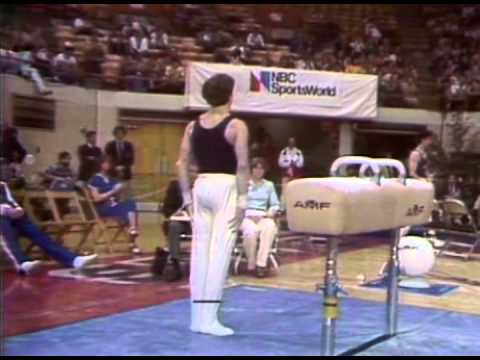 1980 U.S. National Championships - Men - Full Broadcast