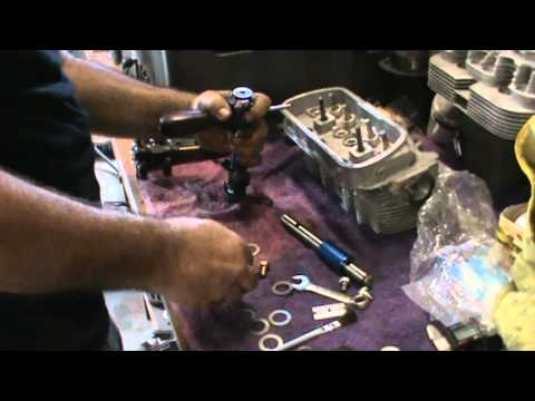 HOW TO BUILD A VW SOLID SHAFT ROCKER ARM ASSEMBLY