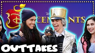 Descendants OutTakes -Cameron Boyce Apple Toss
