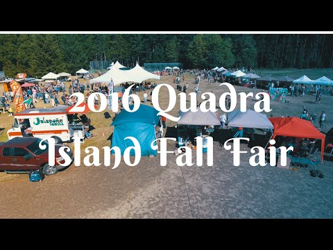 2016 Quadra Island Fall Fair