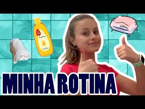 MINHA ROTINA PARA O MEU CABELO E PELE   Rafa Gomes