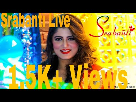 Srabanti Chatterjee Performance Stage l Part-2
