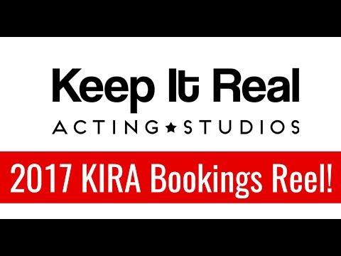 Keep It Real Acting Studios Bookings 2017