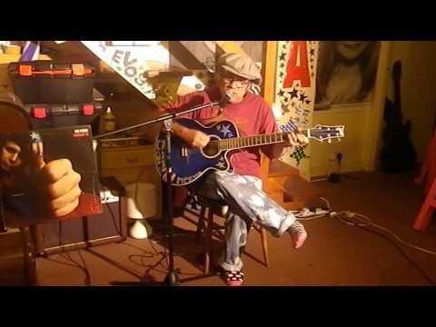 Don McLean - The Grave - Acoustic Cover - Danny McEvoy