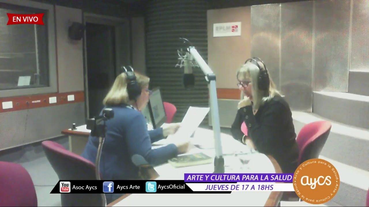 AyCS - Lic. Graciela Caprio - parte 4 - 12.05.16