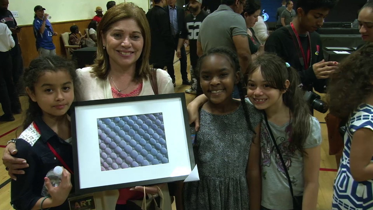STUDENT ART AUCTION