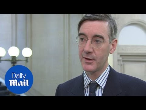 Rees-Mogg on 'politically motivated' Brexit Treasury forecast - Daily Mail