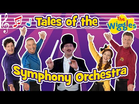 The Wiggles: Tales Of The Symphony Orchestra