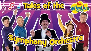 The Wiggles: Tales Of The Symphony Orchestra   Kids Songs