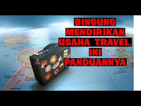 0822-1000-9872 BINGUNG MENDIRIKAN USAHA TRAVEL, INI PANDUANNYA