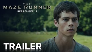 The Maze Runner | Official Trailer 2 [HD] | 20th Century FOX