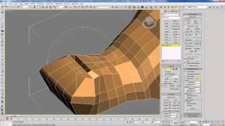 Моделирование персонажа в 3D Max - создание козлика часть 1