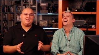 Марафон GTA 5 - эпический обзор GTA V от Александра Кузьменко и Антона Логвинова часть 1