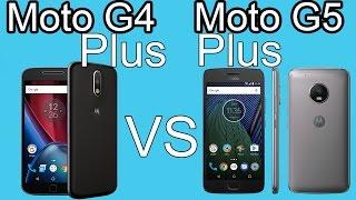 Motorola Moto G4 Plus vs Moto G5 Plus COMPARACION ! Vale la pena Cambiar?